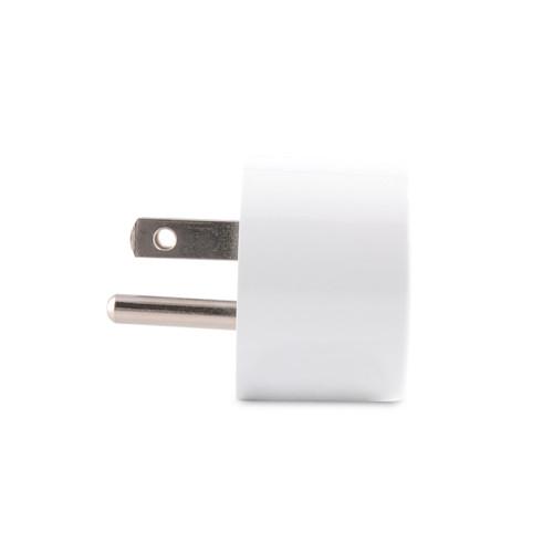 US 125V Smart Wifi Plug Socket Support Alexa/Google Home Timing/Remote Control/Power Metering