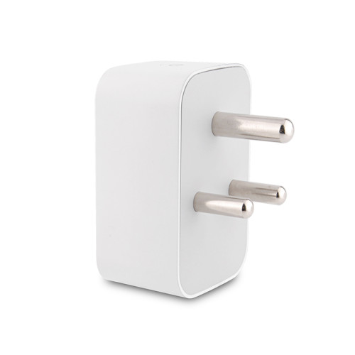 16A India Standard Smart Socket with Power Metering Function Mini Smart Plug Wifi Remote Control