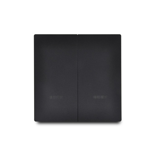 2 Gang 10A 250V Zigbee Smart Wall Switch