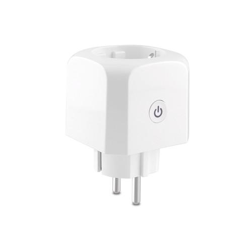 Bluetooth Gateway Plug Socket EU Standard Smart Power Wifi Plug with Built-in BLE Gateway Tuya Module