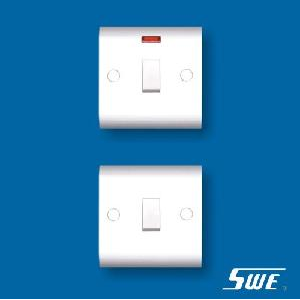 Flush Switch 20A DP (H Range)