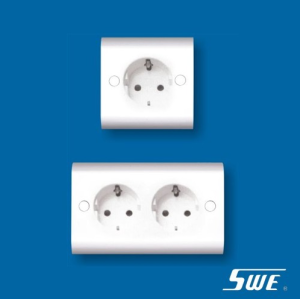European Socket Unswitched (H Range)
