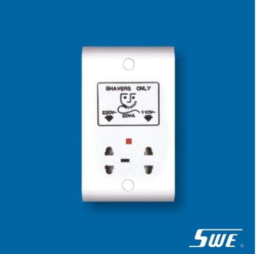 Shaver Socket (H Range)