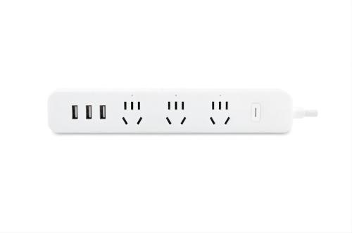 4位 (10A)WiFi排插