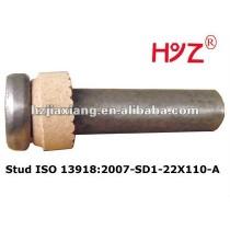 Shear stud connector