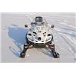 Moto de nieve de 600CC