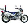 Moto de policía 250CC