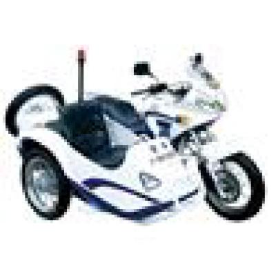 Moto de policía de 4 tiempos 600CC