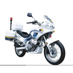 Moto de policia 600CC