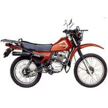 Motocicleta JH125L