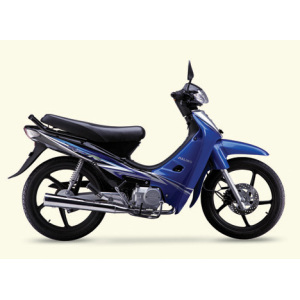 100CC Moped Motorcycle