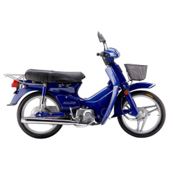 50CC Moped Motorcycle
