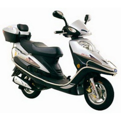 125CC Gas Motor Scooter