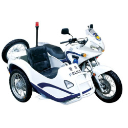 600CC Four-stroke Police Motorcycle