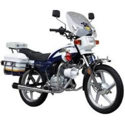 125CC Police Motorcycle