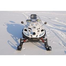 600CC Sledge Motorcycle