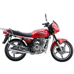 Motocicleta JH125-19E