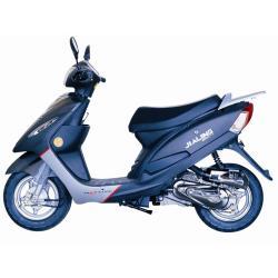 دراجة نارية JL50QT-9