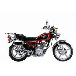دراجة نارية JH125E-7