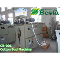 Cotton Bud Machine, Cotton Swab Making Machines