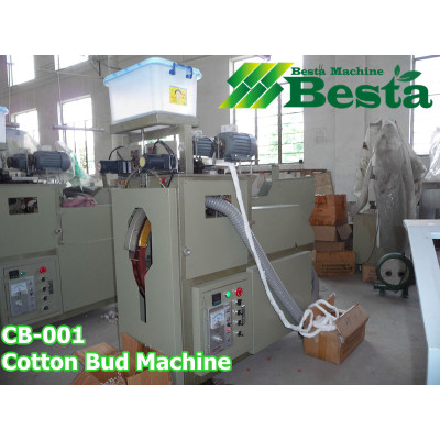 Cotton Bud Machine, Cotton Swab Making Machines