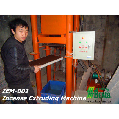 IEM-001 Incense Stick Machine, Incense Stick Making Machines