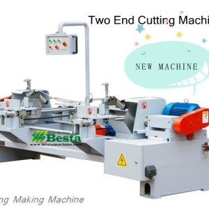 Two Ending Cutting Machine
