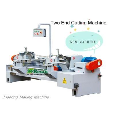 Two Ending Cutting Machine