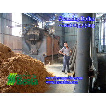 Steaming Boiler, Bamboo Flooring Machine