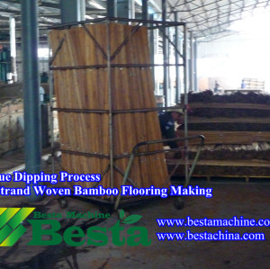 Glue Dipping Process, Glue Dipping Machines