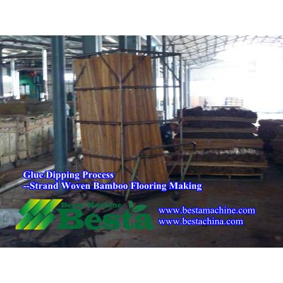 Glue Dipping Process, Glue Dipping Machines