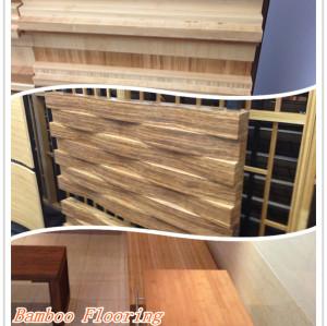 Strand Woven Bamboo Flooring Machine (Key Machine)