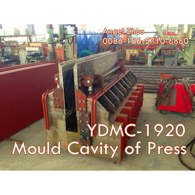 Strand Woven Flooring Machines,Press
