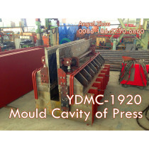Mould Cavity of Strand Woven Flooring Machine, Press Machine