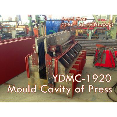 Mould Cavity of Strand Woven Flooring Machine, Press Machine