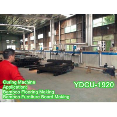 Curing Machine, Strand Woven Flooring Making Machine
