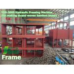Strand Woven Bamboo Flooring Machines, Flooring Equipments