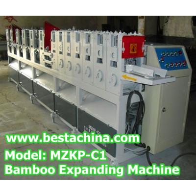Bamboo Expanding Machine, Bamboo Flooring Machne