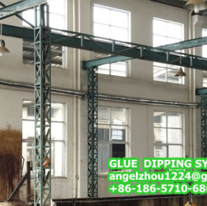 Glue Dipping System