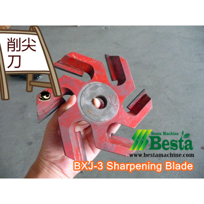Spare Parts, BXJ-3 Sharpening Blade