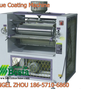 Glue Coating Machine, Glue Adding Machine