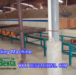 Cooling Machine,Strand Woven Bamboo Flooring Machine