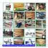 Strand Woven Bamboo Flooring Project, Bamboo Machines
