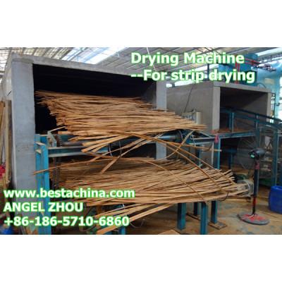 Strand Woven Flooring Machine, Strip Drying Machines