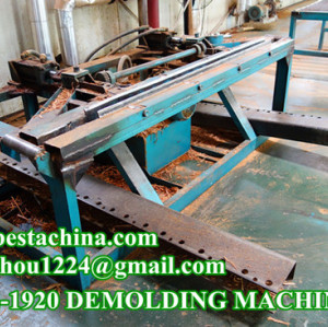 Bamboo Beam Demolding Machine,Flooring Machine