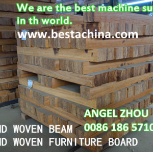 Bamboo processing machine, Bamboo Beam Making Machine