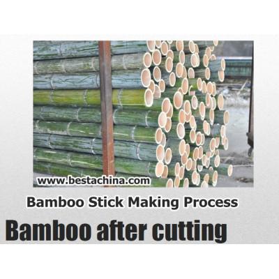 Bamboo Stick Machinery