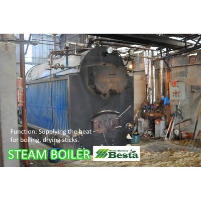 Steam Boiler 2T