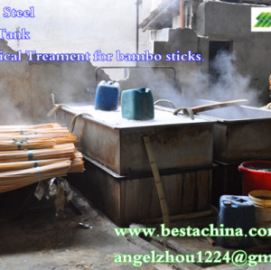 Stainless Steel Boiling Tank