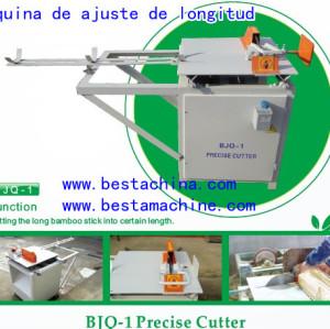 máquina de ajuste de longitud